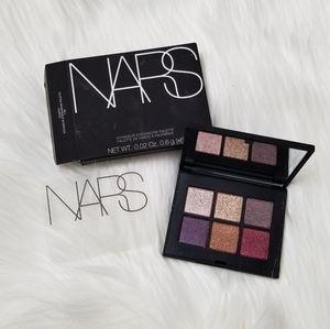 NARS Voyageur Eyeshadow Palette in Quartz